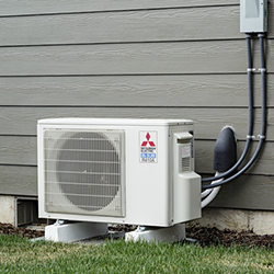 ductless condensing unit